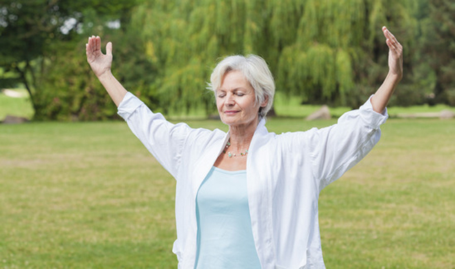 Tai Chi for Seniors Home Study Training Course, Teach