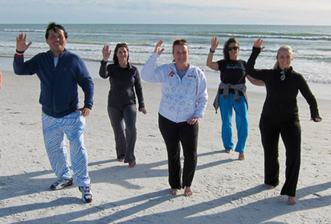 Tai Chi Teacher Training Courses