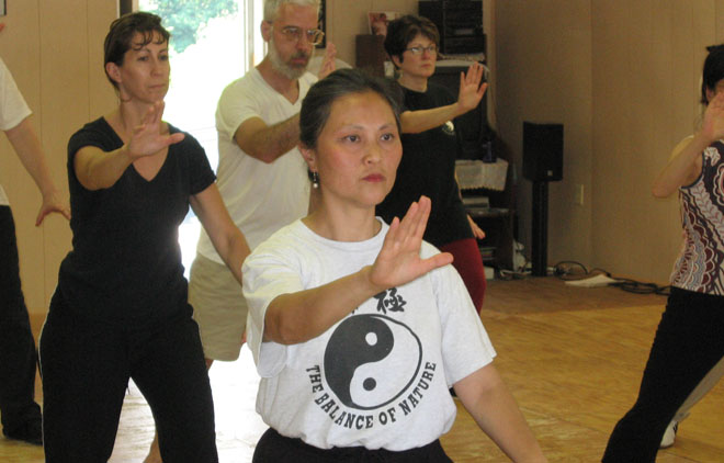 Tai Chi Teacher Training Course