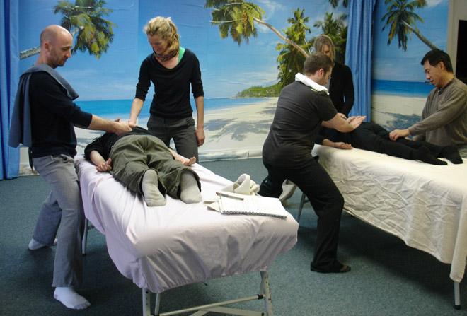 Tuina Training Course