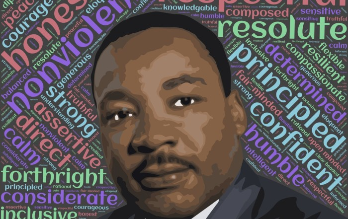 Martin Luther King, Leadership
