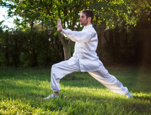 Healing PTSD with  Tai Chi and Qi Gong  (Part 1)